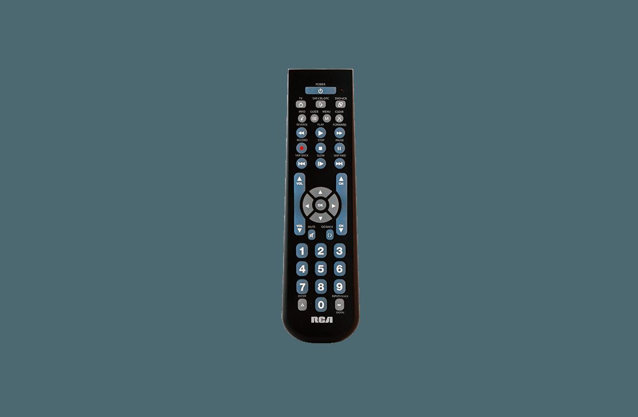 Manual De Control Remoto Universal Mitzu Rcu-404